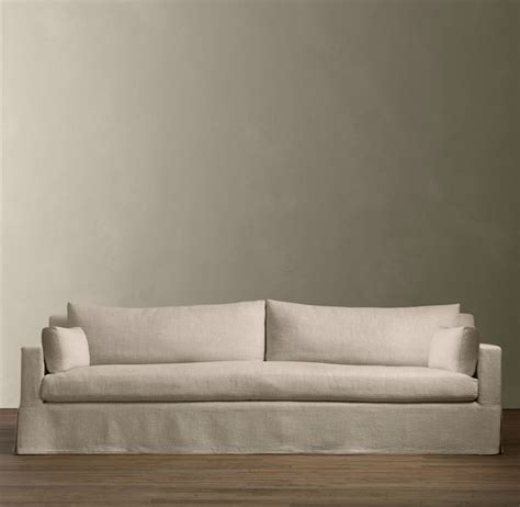 Restoration Hardware Sectional Sofa Annals Of Bad Design Luxe Sofas Improvised