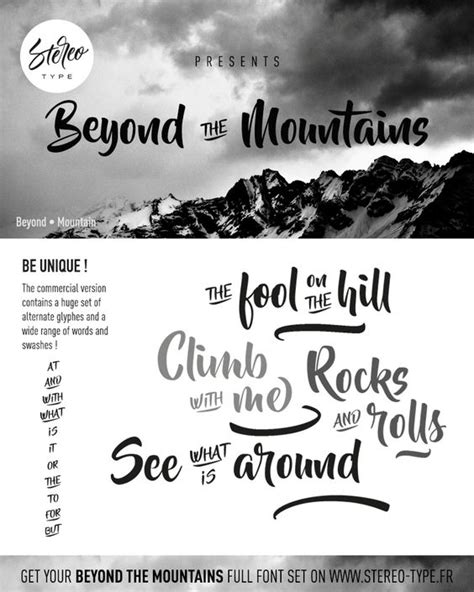 fire on the mountain font dafont com pinterest the world s catalog of ideas