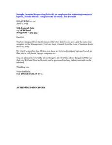 sample demand letter for return of stolen property johns
