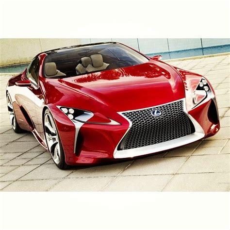 lexus luxury sports car lexus unveils lf lc luxury hybrid sports coupe concept car