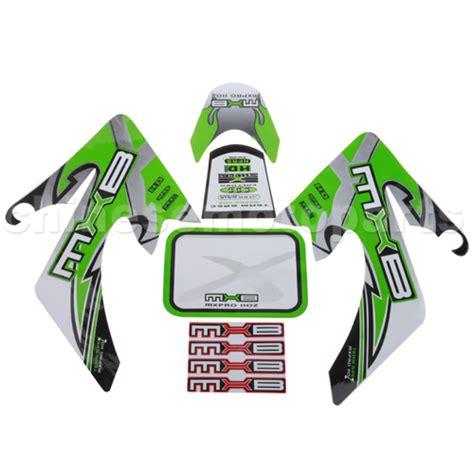 honda crf50 light kit graphics sticker honda crf50 xr50 4 stroke dirt bike pit