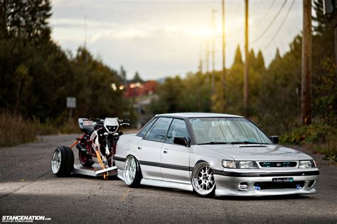 subaru wagon stanced image gallery stanced legacy