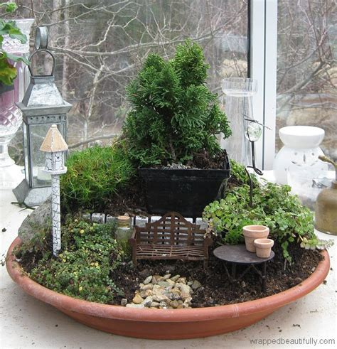 zen garten miniatur miniature zen garden article
