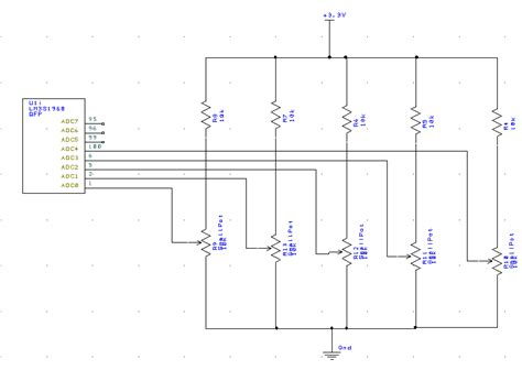 adjustable resistor divider variable resistor potential divider 28 images variable potential divider ee445l embedded