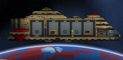 ship upgrades starbound starbound details changes to combat new monsters ship
