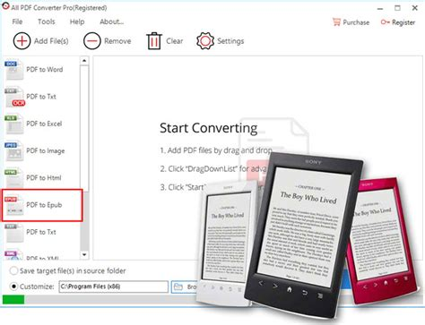 pdf to epub best converter the best pdf to epub converter on window for free