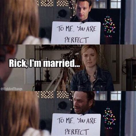 Crying Rick Meme - 1144 best images about walking dead on pinterest rick