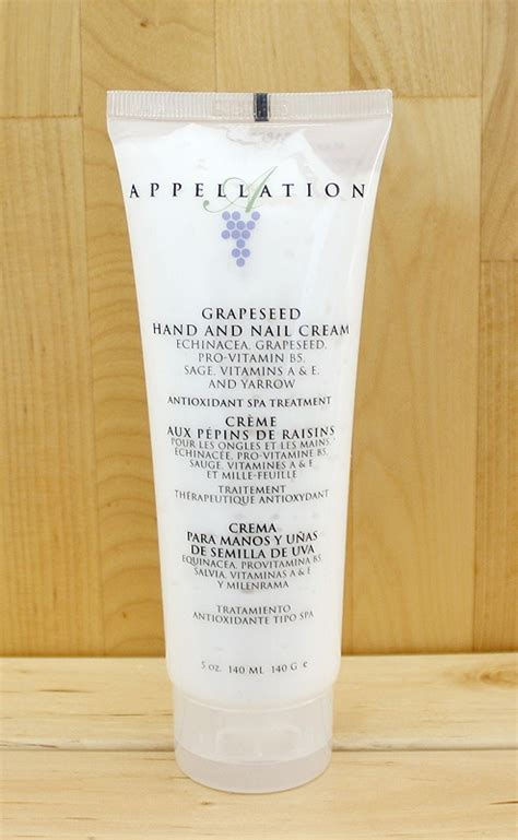 Appellation Spa Grape Seed Soak by Appellation Grapeseed Nail American Made By