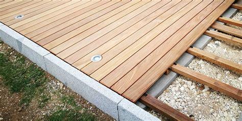 Wie Baut Eine Holzterrasse 2154 by Terrassendielen Verlegen Mit Bauanleitung F 252 R Die