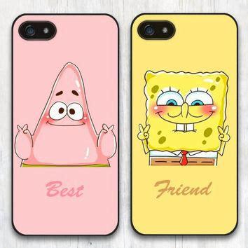 best friends spongebob squarepants patrick star iphone