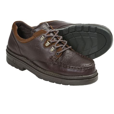 work oxford shoes carolina shoe oxford work shoes steel moc toe for