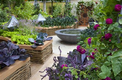 Garden Design Show How To Grow Your Own In A Small Garden
