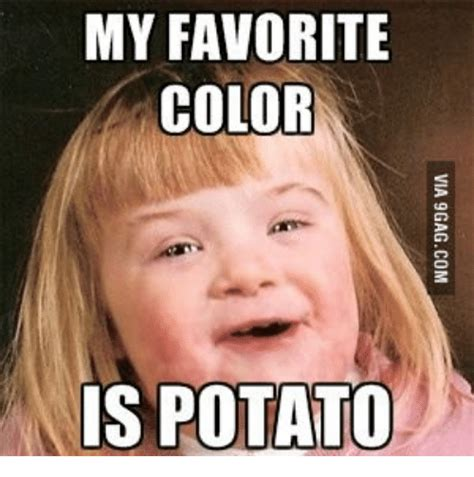 what does my favorite color tell about me 25 best memes about down syndrome meme girl down