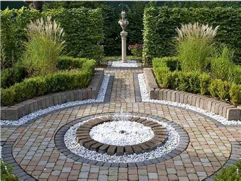 paths design 30 pebble garden designs decorating ideas design trends