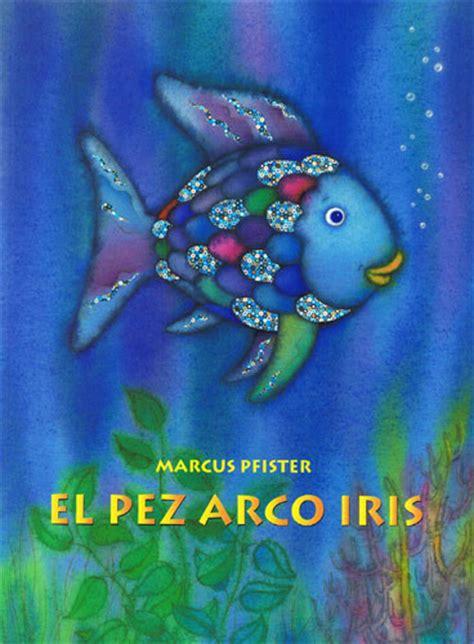 libro el pez arcoiris plan de fomento de la lectura biblioteca municipal manuel siurot la palma del condado huelva
