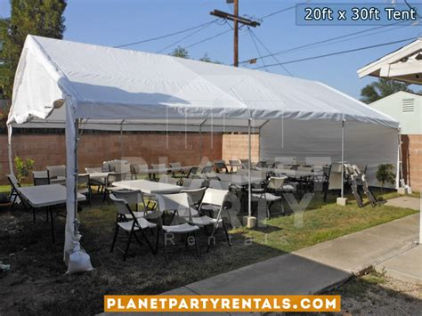 table and chair rentals san fernando valley tent canopy rental 20ft x 30ft prices tent
