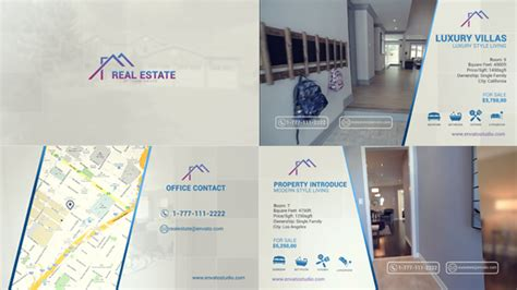 Real Estate Commercials After Effects Templates F5 Design Com Real Estate After Effects Template