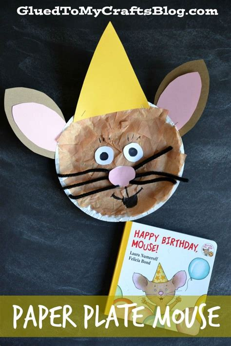 Mouse Paper Craft - best 20 happy birthday animals ideas on happy