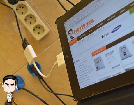 Kabel Proyektor Mac Konektor Apple 30 Pin Ke Vga Proyektor