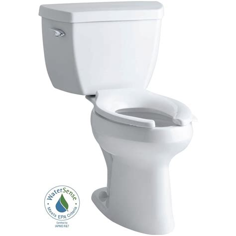 comfort height kohler highline classic comfort height 2 piece 1 0 gpf