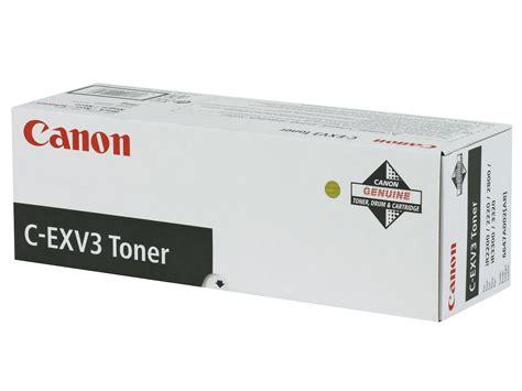 Toner Sinar Jaya Toner Cartridge Canon C Exv3 Sinar Jaya Toner Menerima