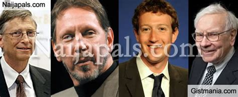 meet the 10 richest in america in 2015 photos gistmania