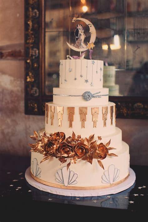deco wedding cakes 20 deliciously decadent deco wedding cakes chic