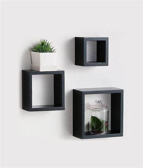 best wall color to showcase cosmos galaxy wooden wall cube showcase set of 3 959 snapdeal shopping deals forum
