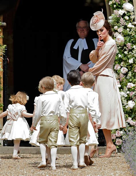 Novel The Bridesmaids Tale By Fala Amalina Kaleela duchess kate on mummy duty at pippa middleton s wedding photo 3