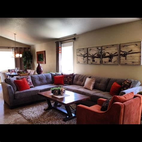 Model Home Family Room Pictures by Model Home Portfolio Modern Living Room Boise By
