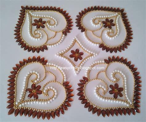 kundan rangoli ec indian handicrafts customised kundan rangolis