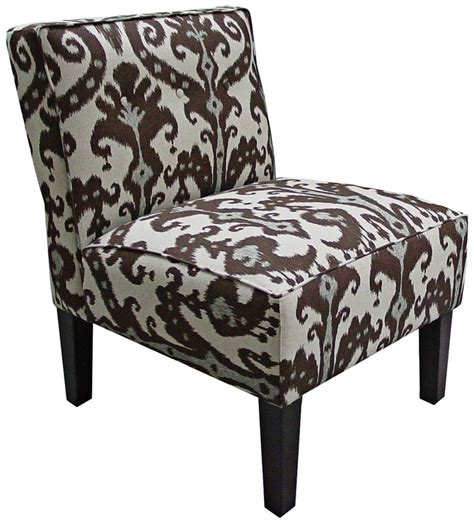 Blue And Brown Accent Chair Marrakesh Cobblestone Brown And Blue Accent Chair