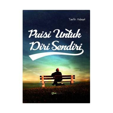Jual Buku Pecandu Kata by Jual Guepedia Puisi Untuk Diri Sendiri By Taufik Hidayat