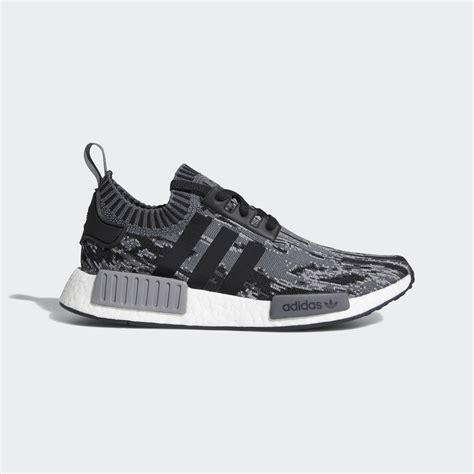 adidas us adidas nmd r1 primeknit shoes black adidas us