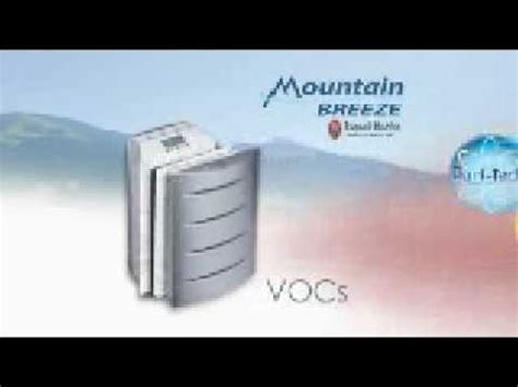 hobbs mountain air purifier reduce vocs in your home