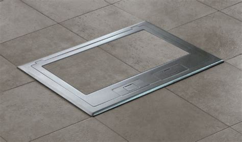 floor outlet box fbs
