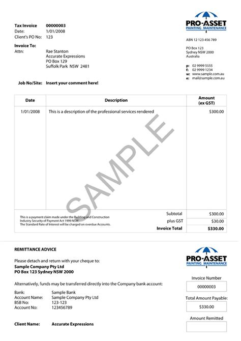 download myob invoice template rabitah net