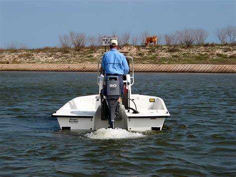 shallow water boat engine shallow draft fishing boats desperado boats desperado