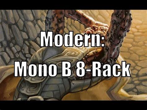 modern mono b 8 rack decktech