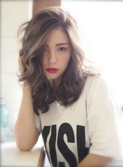 Hairstyle Hair Korean by Best 25 Asian Hairstyles Ideas On