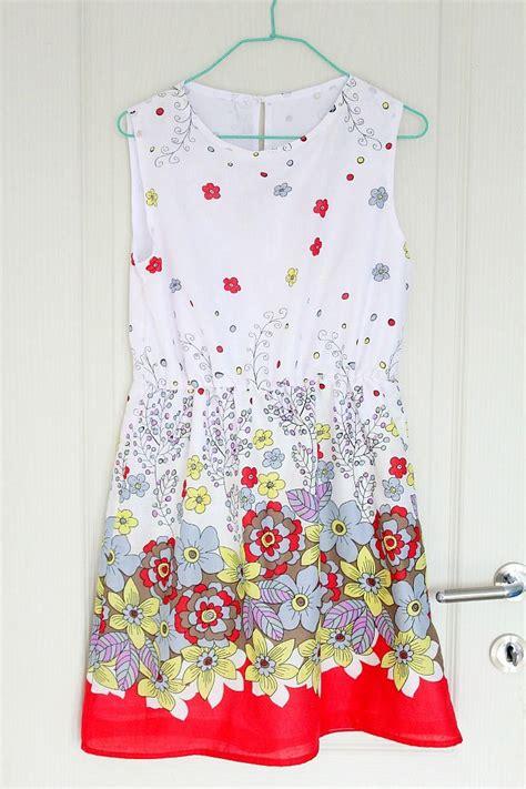 pattern simple summer dress gathered waist dress pattern this little women summer