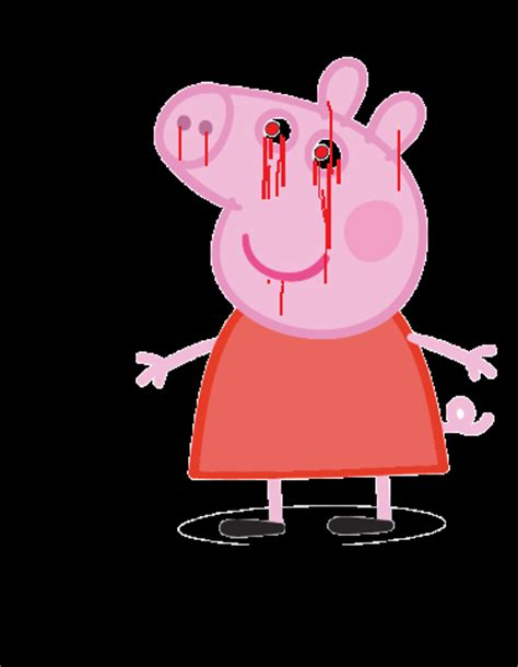 peppa pig illuminati zalgo peppa pig by 14duckmin88 on deviantart