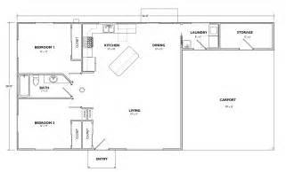 Basic Ranch Floor Plans ranch plans florida home decor u nizwa