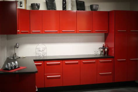 kitchen with red cabinets luxury kitchen cabinets gallery decosee com