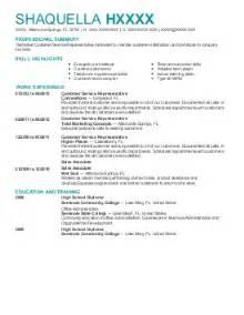 customer service advocate resume exle of