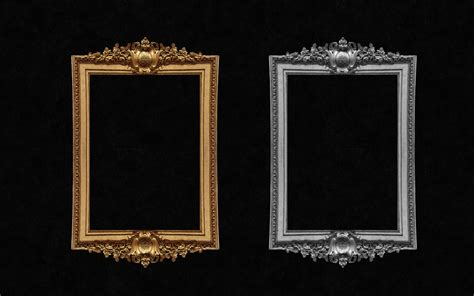 decorative picture frames decorative antique frame by ronnan on deviantart