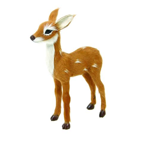 Decorative Deer by Decorative Deer Statue By I Retro