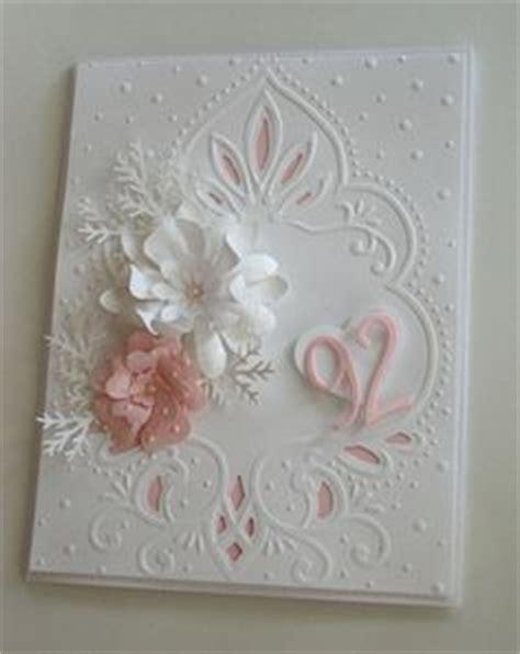 How To Make A Beautiful Handmade Folder - beautiful handmade birthday card for 92 years grammie