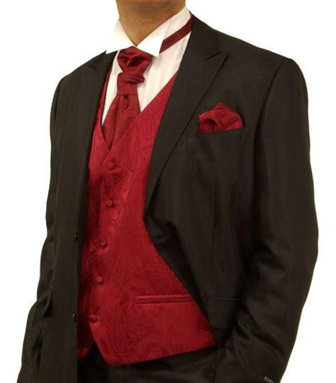 wedding vest for groom and black tux my wedding black