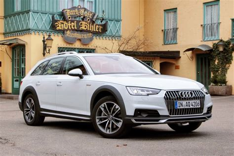 auto trader audi a4 2017 audi a4 allroad quattro 7 things you need to